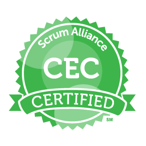 Certified Enterprise Coach badge