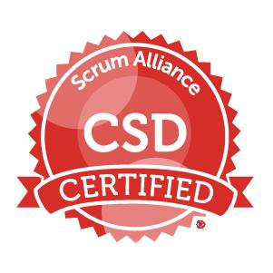 CSD badge