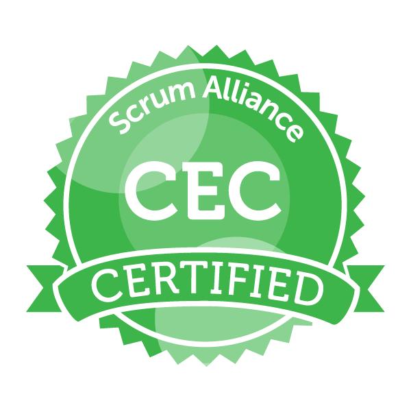 Scrum Alliance Certified Enterprise Coach℠ (CEC) Certification