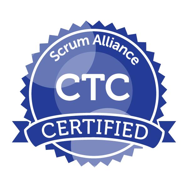 Scrum Alliance Scrum Alliance Certified Team Coach Ctc