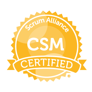 Certified ScrumMaster<sup>®</sup>