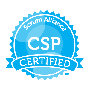 Certified Scrum Professional<sup>®</sup>